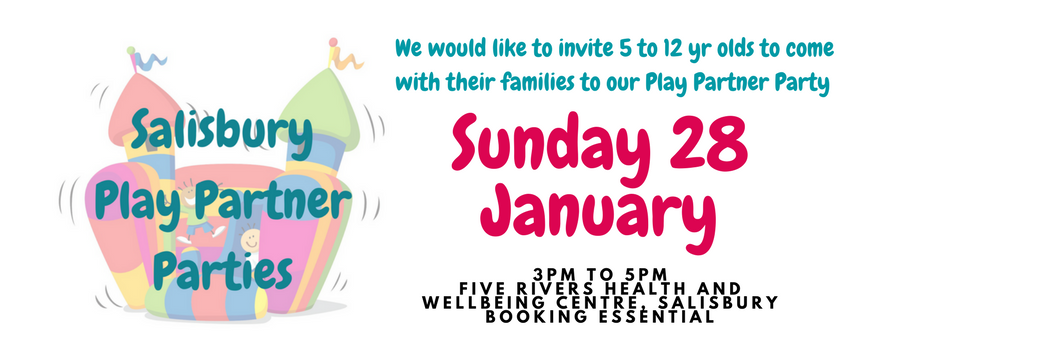 Salisbury Play Partner Party by South Wilts Mencap Sunday 28 January