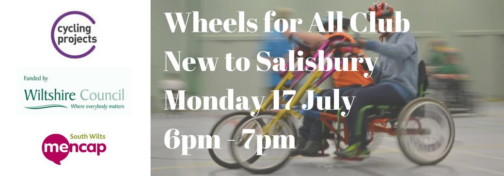 Wheels for All Club