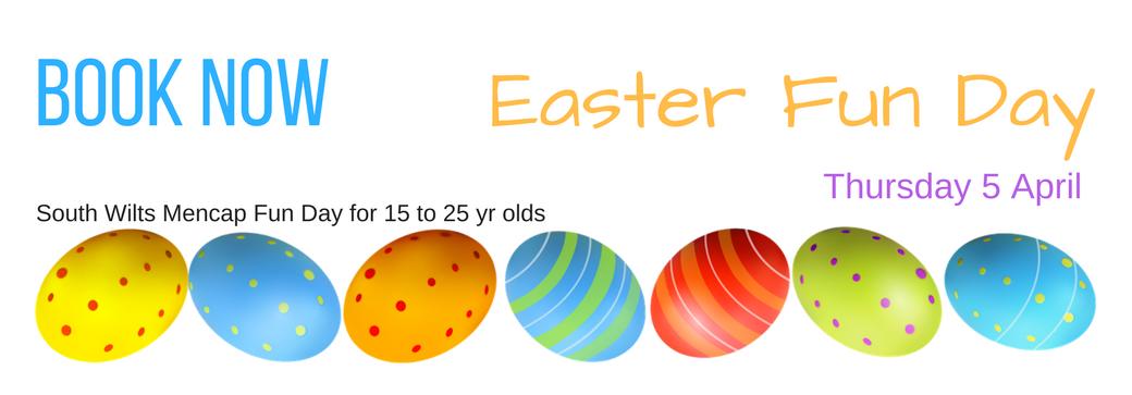 South Wilts Mencap Easter Fun Day
