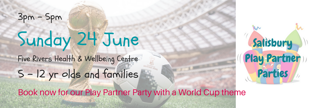South WIlts Mencap Play Partner Party June 2018 children learning disabilities